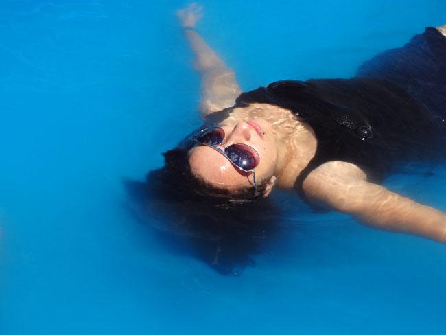 dany na piscina